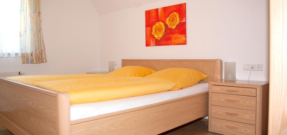 Moderne & allergikerfreundliche Schlafzimmer für Ihren erholsamen Schlaf.